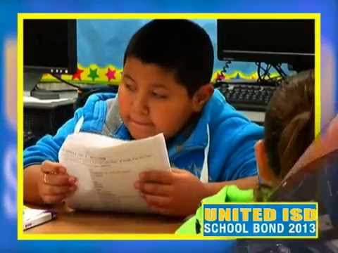 United ISD Bond 2013 English